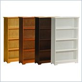 Atlantic Furniture Windsor 55 4 Shelf Bookcase