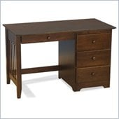 Atlantic Furniture Windsor Wood Computer Desk