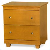 Atlantic Furniture Miami 2 Drawer Nightstand