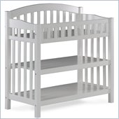 Atlantic Furniture Richmond Changing Table in White