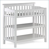 Atlantic Furniture Columbia Changing Table in White