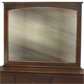 Atlantic Furniture Manhattan Landscape Mirror