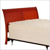 Atlantic Furniture Bordeaux Full Size Headboard in Cherry