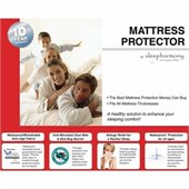 Atlantic Furniture Sleepharmony Mattress Protector
