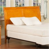 Atlantic Furniture Portland Headboard in Caramel Latte