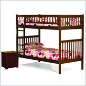 Atlantic Furniture Arizona Bunk Bed 2 Piece Bedroom Set