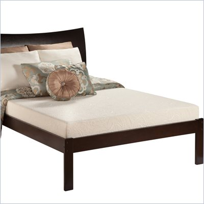 Atlantic Furniture Contura Siesta Memory Foam Mattress