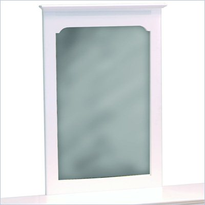 Atlantic Furniture Windsor Portrait Mirror