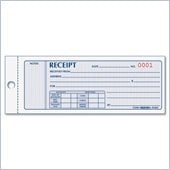 Rediform Receipt Book