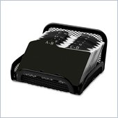 Rolodex Mesh Metal Card File