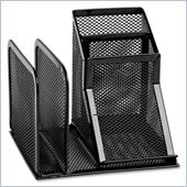 Rolodex Expressions Mesh Desk Organizer