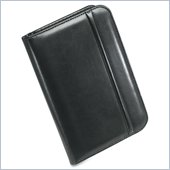 Rolodex 120 Card Capacity Zipper Bus Card Holder