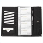 Rolodex 82341 Neo Classic Business Card Book