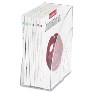 Rubbermaid Deluxe Magazine File