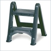 Rubbermaid E-Z Foldable Two-Step Stool
