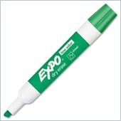 Expo Dry Erase Chisel Point Markers