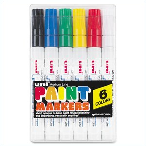 Sanford Acid-Free Oil Base Markers