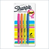 Sharpie Accent Pocket Highlighter