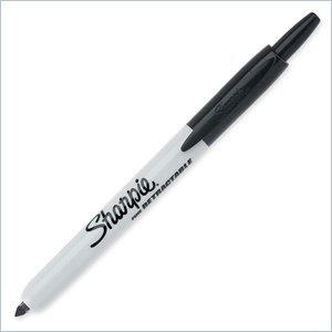 Sanford Sharpie Fine Retractable Marker