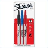 Sharpie Fine Retractable Markers