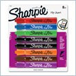 ADD TO YOUR SET: Sharpie Flip Chart Waterbased Marker