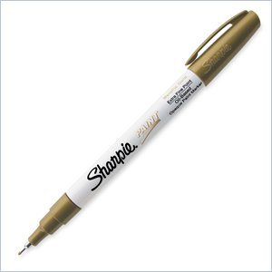 Sharpie Extra Fine Oil Base Paint Markers