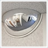 See All Half Dome Convex Mirror