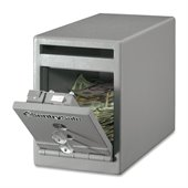 Sentry Safe UC-025K Dual Key Lock Under Counter Safe