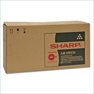 Sharp AR 150TD Black Developer