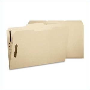 Smead Folder Package with Fasteners