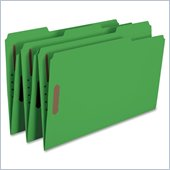 Smead Colored Top Tab Fastener File Folder