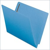 Smead Shelf-Master Colored Folder with Fastener