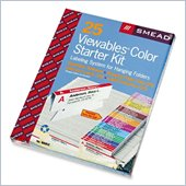 Smead Viewables Labeling System Starter Kit
