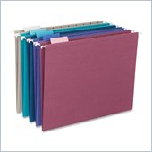 Smead Designer Colored Hanging File Folder