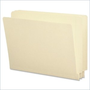 Smead Shelf-Master End Tab Manila Folder