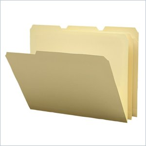 Smead Heavyweight Poly File Folder