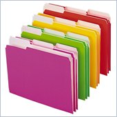 Smead Neon Colored Folder