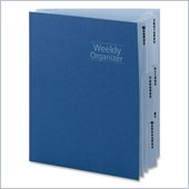 Smead Multi-Pocket Weekly Organizer