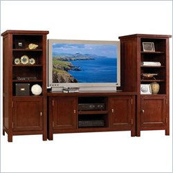 Home Styles Entertainment Center Hanover Flat Panel/Plasma/LCD TV Stand