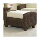 Home Styles Furniture Cabana Banana Rectangular Ottoman In Cocoa Finish