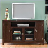 Home Styles Furniture City Chic Plasma/LCD TV Stand in Espresso