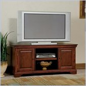 Home Styles Lafayette Wood LCD/Plasma TV Stand in Cherry Finish