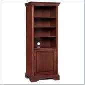 Home Styles Lafayette Wood Media Pier in Cherry