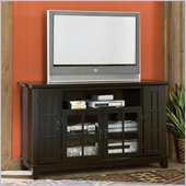 Home Styles Arts & Crafts Entertainment Credenza in Ebony