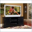 ADD TO YOUR SET: Home Styles Furniture Bedford Wood LCD/Plasma TV Stand in Ebony