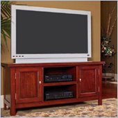 Home Styles Furniture Hanover Wood LCD/Plasma TV Stand in Cherry