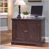 Home Styles Windsor Compact Computer Desk in Windsor Cherry