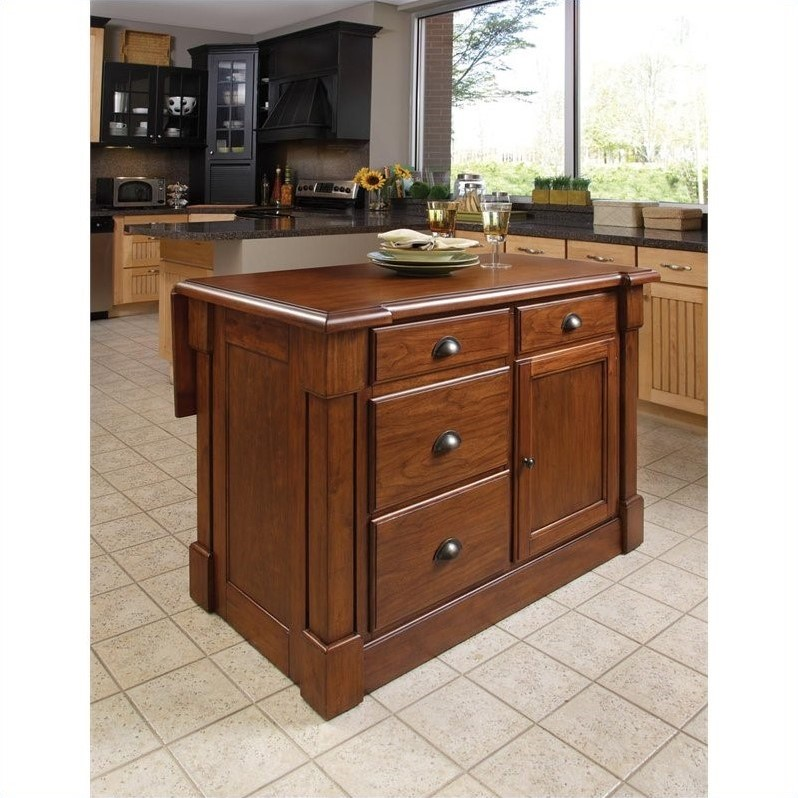 Aspen Kitchen Island 5520 94
