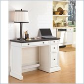 Home Styles Traditions Utility Desk with Black Granite Top