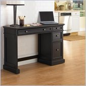 Home Styles Traditions Utility Desk with Wood Top